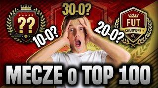 SPEKTAKULARNE MECZE o TOP 100 w FUT CHAMPIONS! FIFA 19 ULTIMATE TEAM