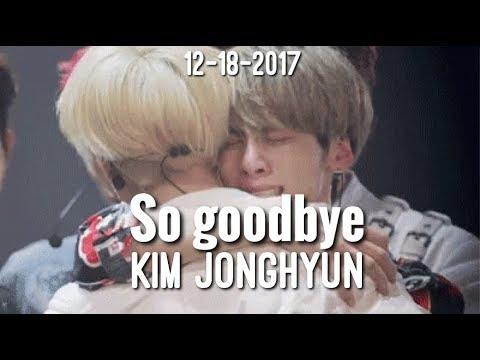 So Goodbye- Kim Jonghyun