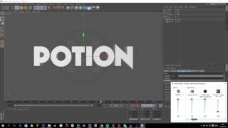 HOW TO MAKE A SYNC INTRO WITH CINEMA4D AND AFTER EFFECTS (ENGLISH) 2016!