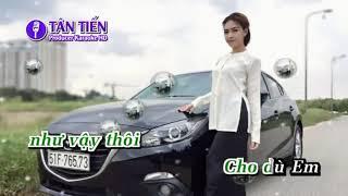 Sau Thuong La Dau karaoke moi Nu song ca cung Phat Vuong