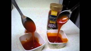Chick Fil A Polynesian Sauce vs. Marzetti Honey French Dressing