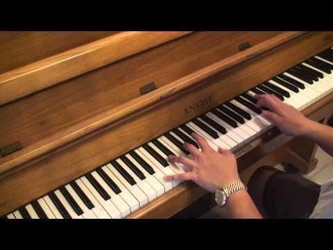 Maroon 5 ft. Wiz Khalifa - Payphone Piano by Ray Mak