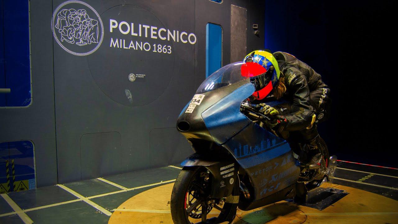 10.000 Euro al giorno! Sviluppo Moto PoliMi Motostudent
