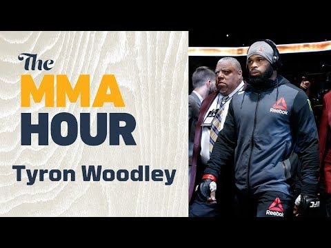 Tyron Woodley Says Colby Covington is a Disgrace to MMA: 'He Makes the Sport Look Horrible'