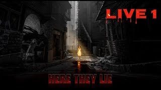 Here They Lie\\Horror\\ PsVr - LIVE 1 (Italiano)