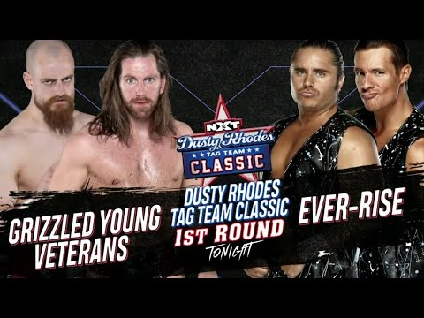 Download Grizzled Young Veterans vs Ever-Rise (Full Match)