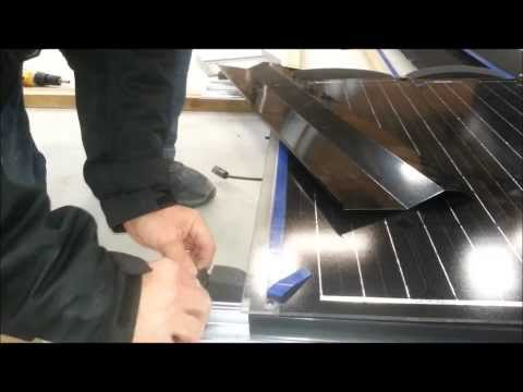 Stealth Energy Tile Installation Video