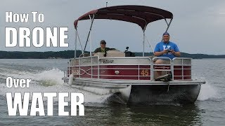 HOW TO fly your drone over WATER - KEN HERON