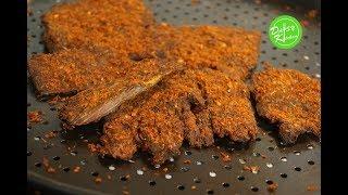 Cách làm Bò Khô -  Beef Jerky recipe