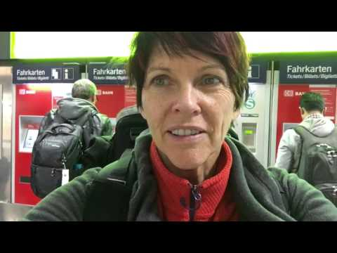 Postcards from Germany: Arriving in Munich