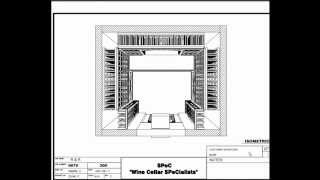Residential Custom Wine Cellars -- Atlanta Georgia R&r