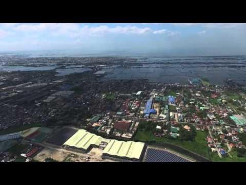 Valenzuela City Solar Farm Manila Bay side