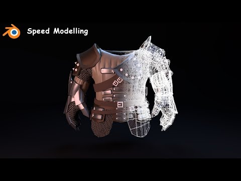 Blender 3D | Speed Modelling 2