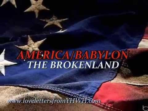 Sackcloth&Ashes AMERICA BABYLON THE BROKEN LAND