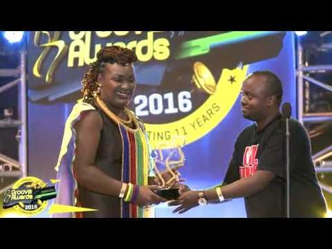 #GrooveAwards2016 Collabo Of The Year - Everlyne Wanjiru & Vicky Kitonga – Tulia