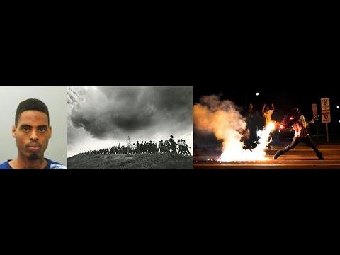 Ferguson Police Shootings, Selma & More    #ThaArtivistThinks #ThoughtProvocateur
