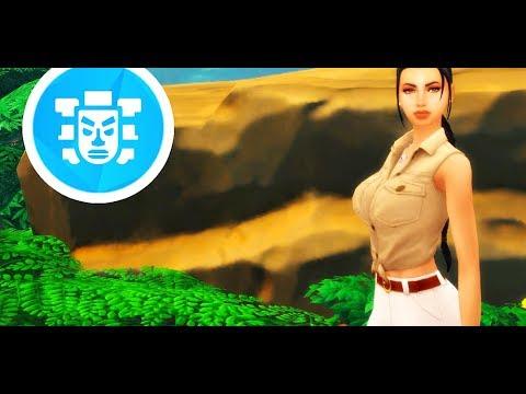 Royals Bath || The Sims 4: Jungle Adventure ~ Part 2 |