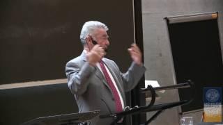 Heinz Fischer: Vorlesung Österreichisches politisches System - I