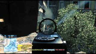 Battlefield 3 DVDA - Holding down Seine Crossing TDM