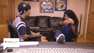 first family of hip hop shanell and lea have a heart to heart season 1 episode 1 bravo