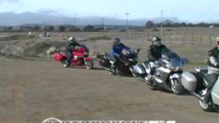 2008 Super Sport-Touring Comparo - Motorcycle Shootout
