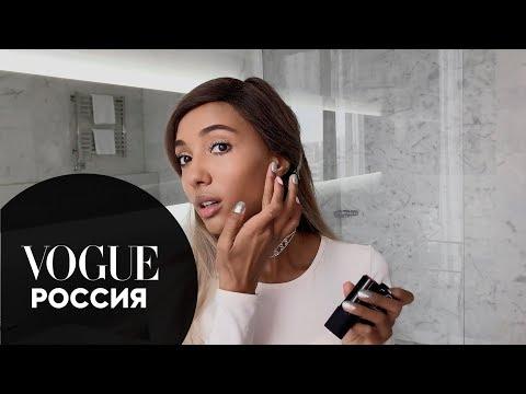 Секреты красоты: Мари Сенн показывает, как сделать сияющий макияж