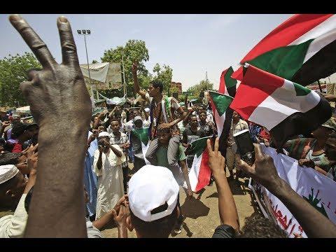 الحراك الشعبي السوداني يرفض بيان الجيش 2  - 13:55-2019 / 5 / 10