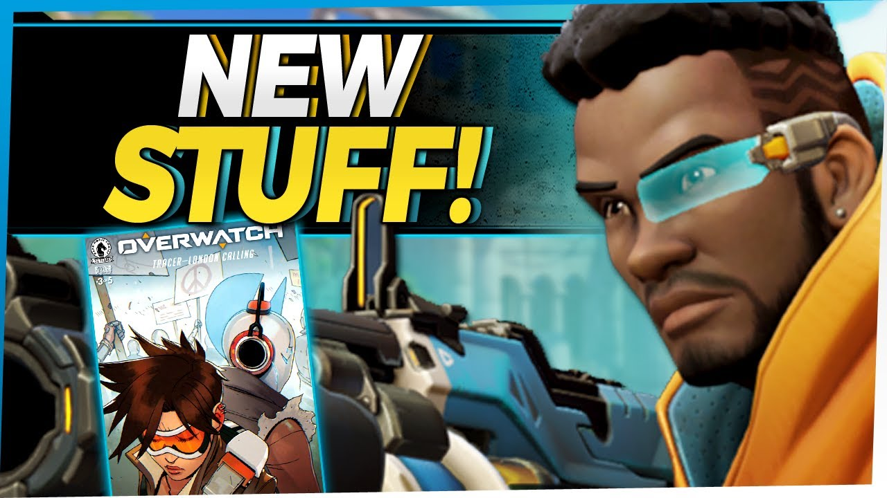 Overwatch NEW Comic - PTR Update - Lootbox Update and More!