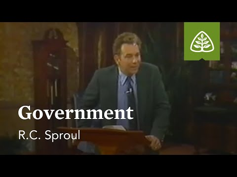 Government: Christian Worldview with R.C. Sproul