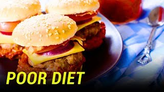 Poor Diet Now Kills More People Than Smoking