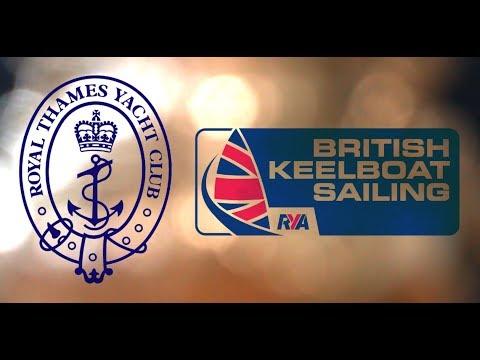 RTYC / RYA BRITISH KEELBOAT LEAGUE