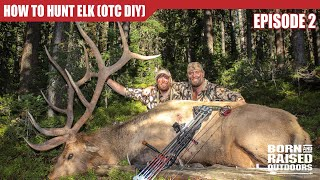 Finding ELK HUNTING Units (Over the Counter - Public Land Bulls)