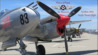 """Planes of Fame 2018 """"Pacific Theater flight"""""""