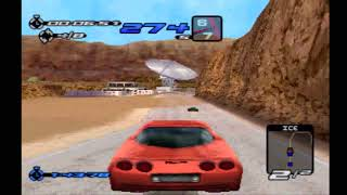 Need For Speed 3 Hot Pursuit | Redrock Ridge | Hot Pursuit Race 244