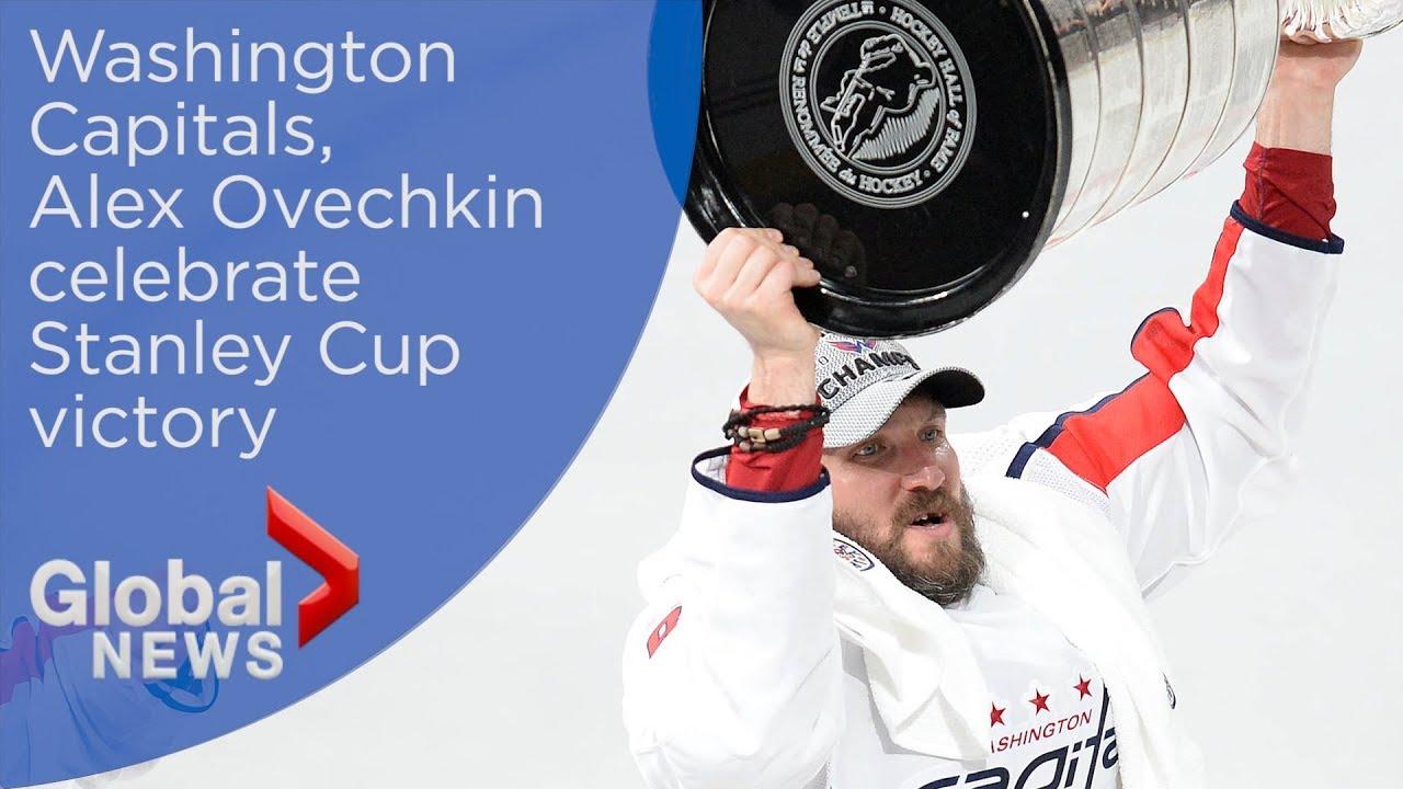 Washington Capitals win Stanley Cup post-game press conference - YouTube 5cfa7edf4fb