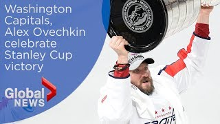 Washington Capitals win Stanley Cup post-game press conference
