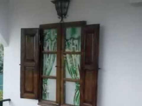 Restauracion ventana youtube for Ventanas en madera para interiores