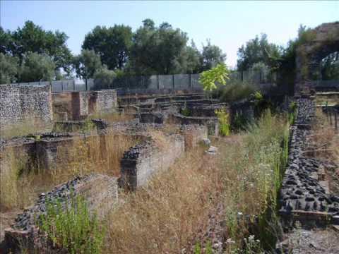 CALVI RISORTA -CE- Cales antica