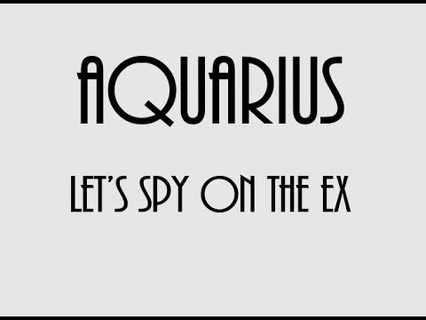 Aquarius September 2018: Will You Let Them Back In? ❤