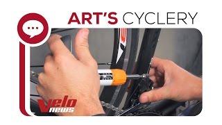 Ask A Mechanic: Front Derailleur Trim Set Up & Adjustment