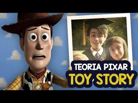 TOY STORY Teoria PIXAR  Entenda os MISTÉRIOS do FILME - YouTube 2e2324be2ed