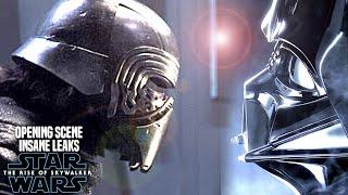 INSANE The Rise Of Skywalker Opening Scene Leaks! WARNING (Star Wars Episode 9)