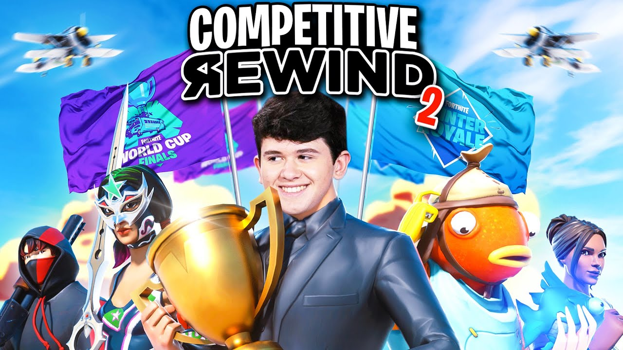 The Final Fortnite Rewind
