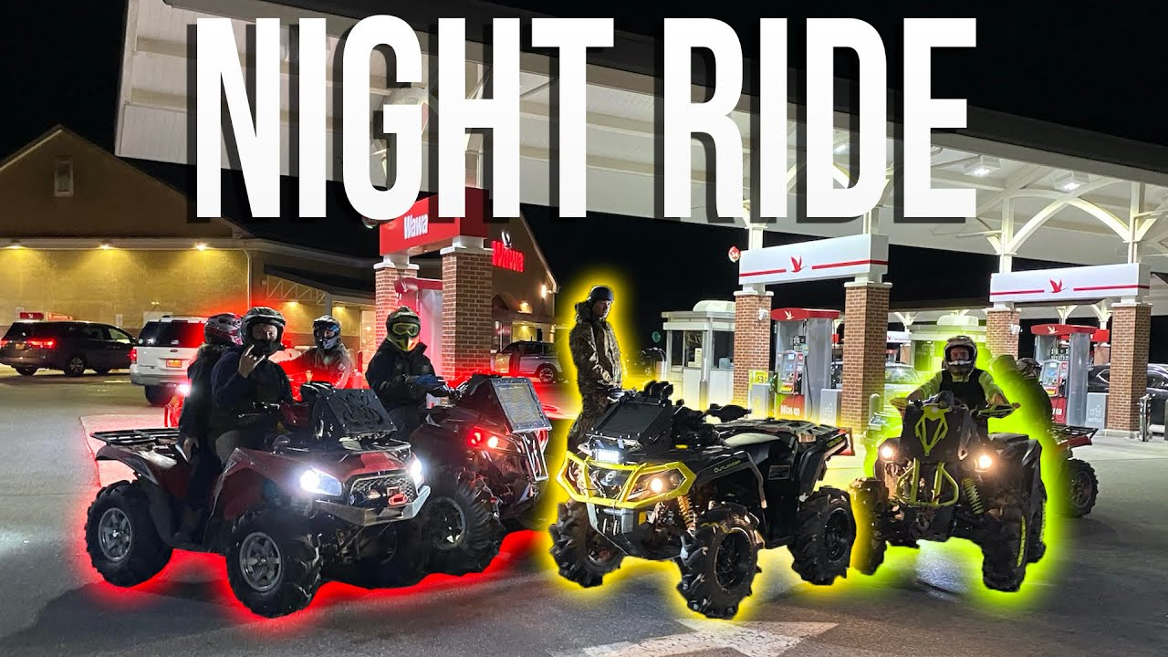 Download Urban Night Riding in Jersey!