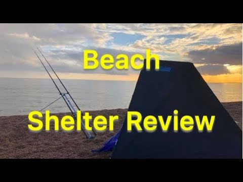 Tackle Review - Ian Golds Bigaloo Shelter
