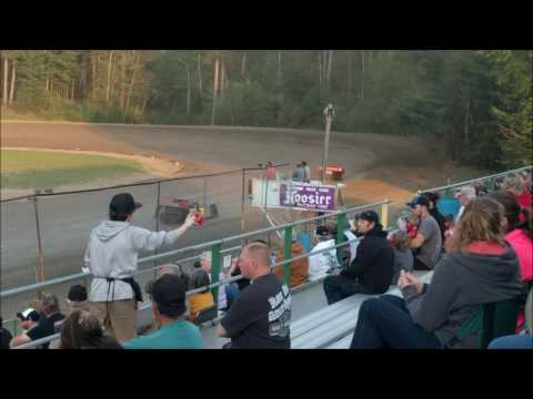 May 19, 2016 Grand Rapids Speedway Late Models Heat 2