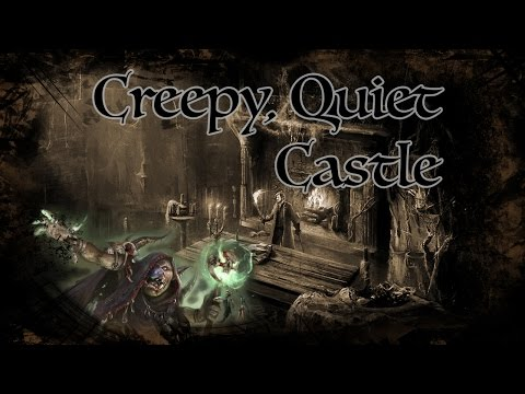 D&D Ambience - Creepy Quiet Castle (Cragmaw Castle)