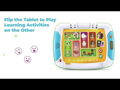 2-in-1 Touch & Learn Tablet | Demo Video | LeapFrog®