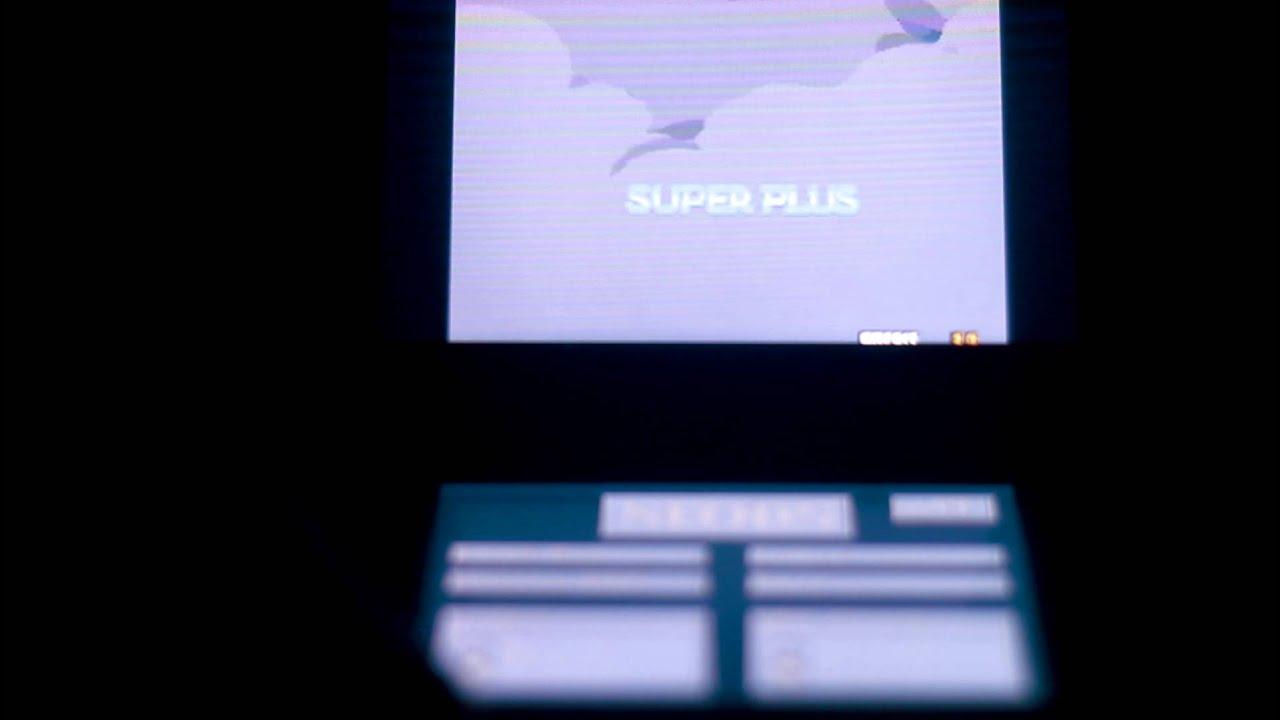 Playing on my NeoGEo emulator(3DS)