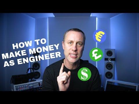 HOW TO MAKE MONEY AS A SOUND ENGINEER   Streaky.com